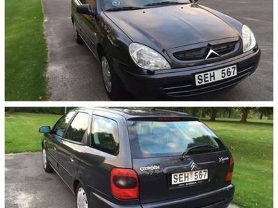 begagnad Citroën Xsara 1,6 00 -00