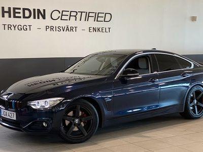 begagnad BMW 420 Gran Coupé. Sport Line (190hk)