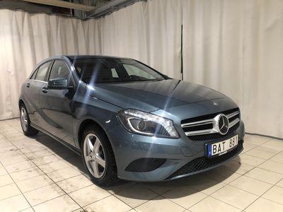 begagnad Mercedes A180 CDI 7G-DCT