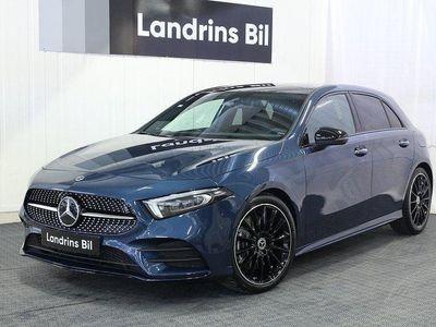 begagnad Mercedes A250