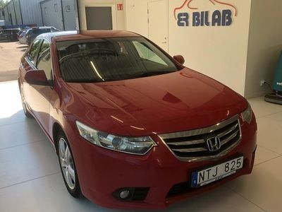 begagnad Honda Accord 2,2 Lifestyle sedan 2012, Sedan 99 900 kr