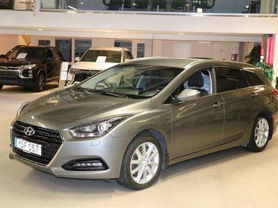 begagnad Hyundai i40 Hy.Ki 1.7 CRDi M6 Comf+ 17tum Isg