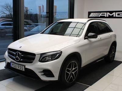 begagnad Mercedes GLC220 D