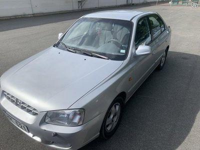 begagnad Hyundai Accent Sedan 1.5 90hk -01