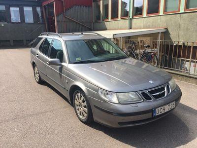 begagnad Saab 9-5 2.0t, sportkombi, 150hk