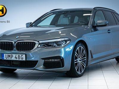 begagnad BMW 530 i xDrive Touring Innovation Edi Komfortstolar