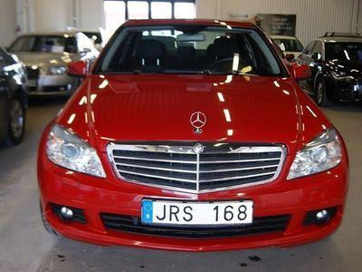 begagnad Mercedes C200 CDI BlueEFFICIENCY Classic Drag