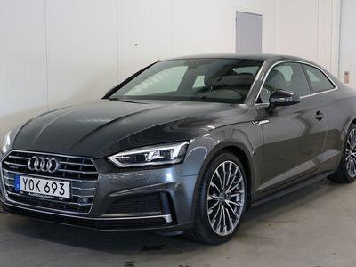 begagnad Audi A5 3.0 TDI 218HK Sport S-Tr q