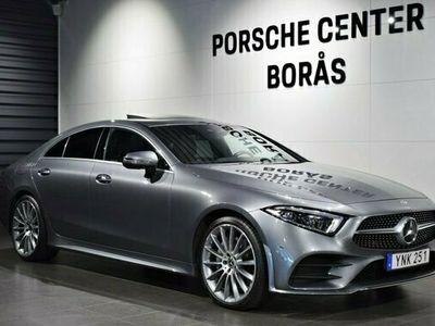 begagnad Mercedes 450 CLS Benz4MATIC 2018, Sportkupé Pris 525 000 kr