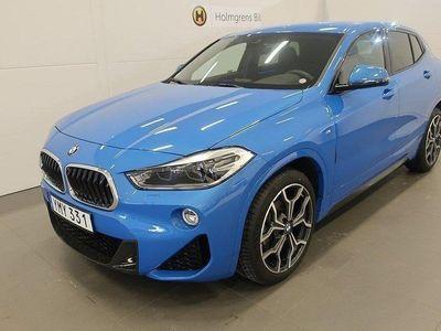 begagnad BMW X2 sDrive 18i M-Sport Drag