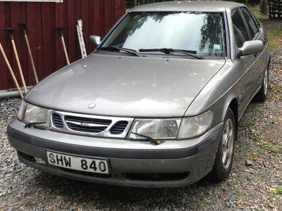 begagnad Saab 9-3 2,0 Turbo -01