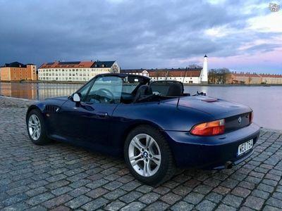begagnad BMW Z3 1,8 Cab -97