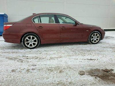 begagnad BMW 525 xi Aut. 218hk /2 ägare
