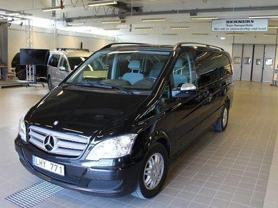 begagnad Mercedes Viano Benz 3.0 HGW 2013, Personbil 189 000 kr