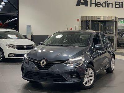 begagnad Renault Clio TCE 100 ZEN VINTERHJUL KAMPANJ