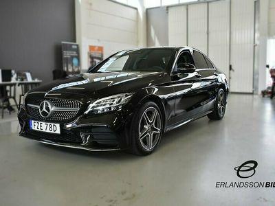 begagnad Mercedes C300 D