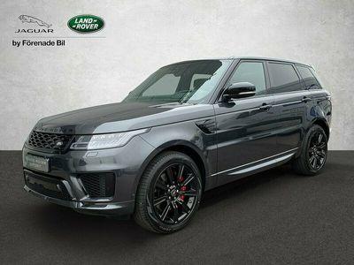 begagnad Land Rover Range Rover Sport HSE Dynamic Stealth P400e 2021, SUV Pris 1 189 900 kr