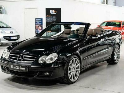 begagnad Mercedes CLK350
