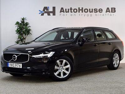 begagnad Volvo V90 D3 Business Nyligen servad Låg skatt CarPlay
