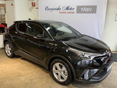 begagnad Toyota C-HR 1.8 Hybrid Executive Teknikpaket -19