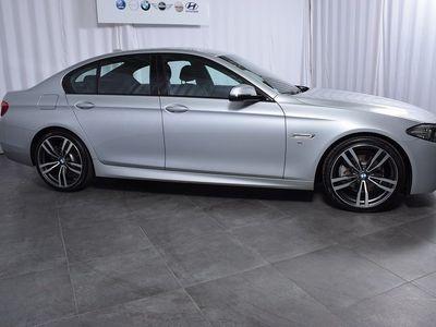 begagnad BMW 520 D Sedan M-Sport / Dragkrok