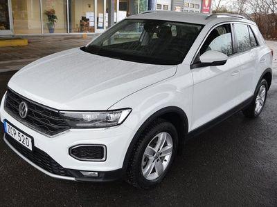 begagnad VW T-Roc 1.0TSI Bensin Manuell Euro 6 2018, SUV 179 000 kr