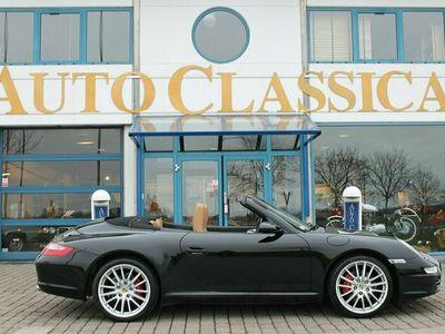 begagnad Porsche 911 Carrera Cabriolet 911 997