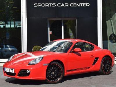 begagnad Porsche Cayman Facelift/Ny koppling 265 Hk