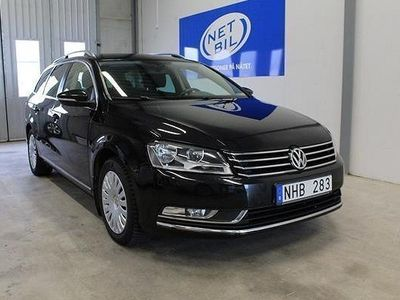 begagnad VW Passat VW 2.0 TDI BMT 4M Drag Vhjul 2014, Personbil 74 000 kr