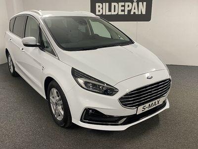 begagnad Ford S-MAX 2.0 TDCi 150 Titanium A 5-d 2020, Kombi 453 400 kr
