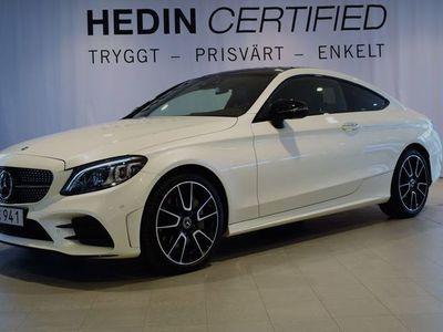 used Mercedes C300 // AMG-Paket // P-värmare