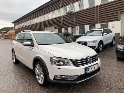 begagnad VW Passat Alltrack 2.0 TDI 170hk 4M DSG Premium