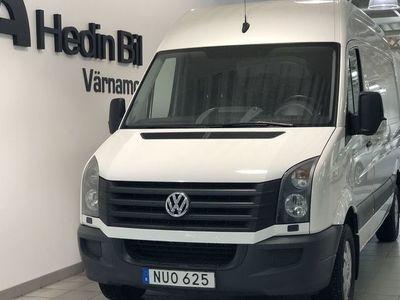 gebraucht VW Crafter 163hk 10,m3 Vinterhjul