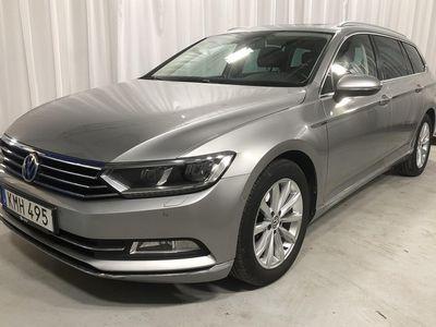 gebraucht VW Passat 2.0 TDI Sportscombi 4Motion (190hk)