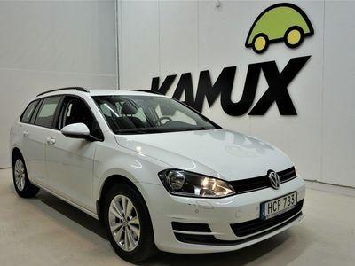 begagnad VW Golf 1.6 TDI Aut Style S&V-Hjul (110hk)