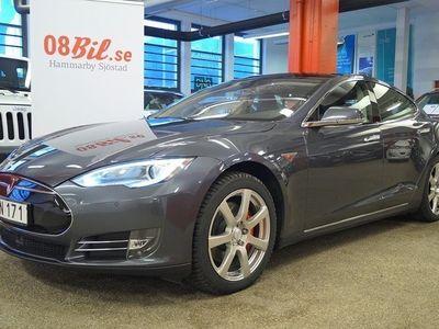 begagnad Tesla Model S P85D AWD 511hk Panorama