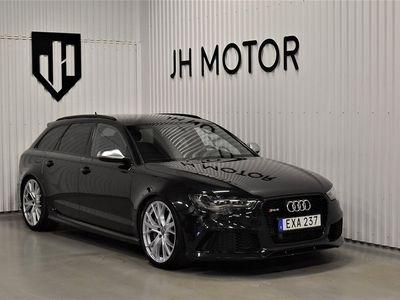 begagnad Audi RS6 700hk Dynamic + Milltek/Keramiska -14