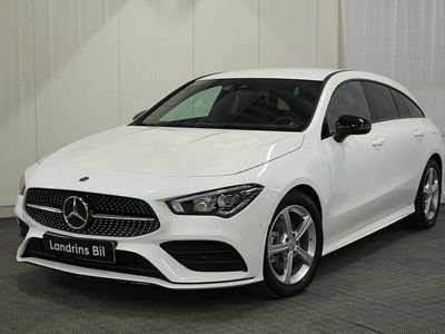begagnad Mercedes CLA180 Shooting Brake 7G-DCT AMG Line