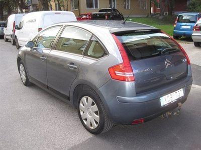 begagnad Citroën C4 2,0i 140 hk SX