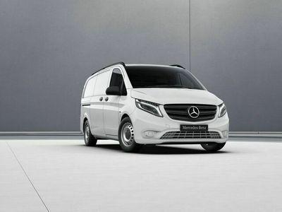 begagnad Mercedes Vito - Benz119 CDi Lång 190hk
