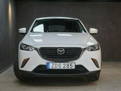 begagnad Mazda CX-3 2.0 SKYACTIV-G Automat Euro 6 Nyservad V-Hjul