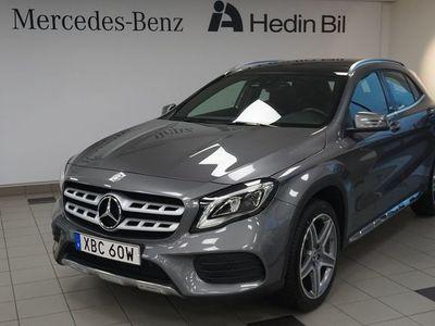 begagnad Mercedes GLA200 200 D SUV // AMG LINE // DEMOBIL