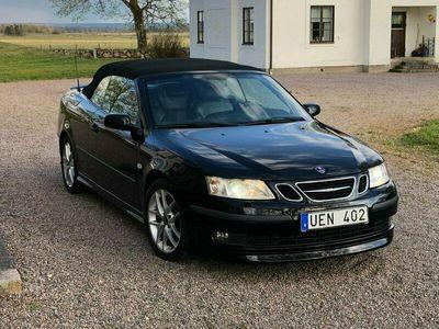 begagnad Saab 9-3 Cabriolet 2,0TS FX75Y