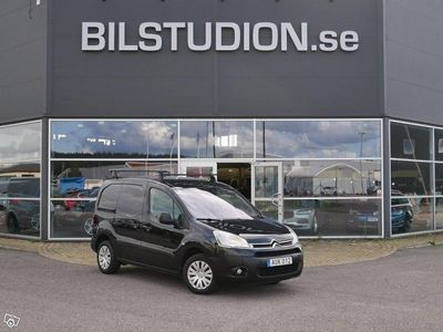 begagnad Citroën Berlingo 1.6 HDi 3 Sitts Manuell, 75 -14