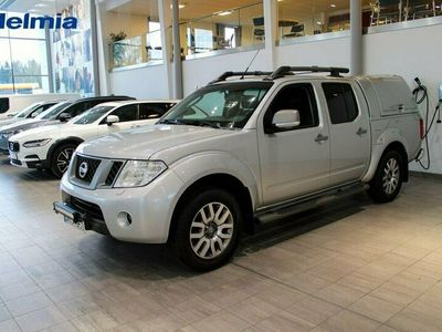 begagnad Nissan Navara Dubbelhytt 2,5 DCI Aut.