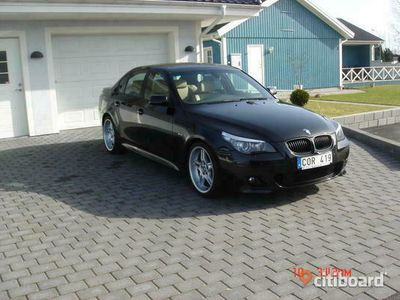 begagnad BMW 530 I M-PAKET AUT 272 HK
