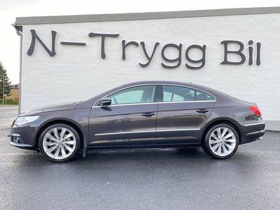 begagnad VW CC AUT DRAG & VÄRMARE!