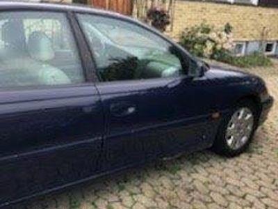 begagnad Opel Omega 2,5 V6 -00