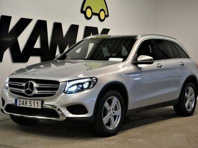 begagnad Mercedes GLC220 d 4M 220d 4Matic | Panorama | Drag | 170hk
