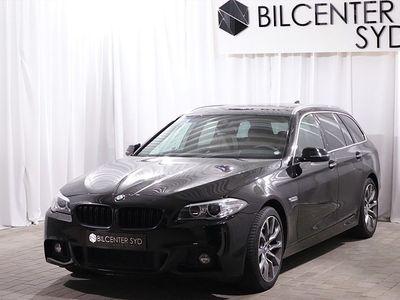 begagnad BMW 535 d xDrive M-sport Luxury Line Steptronic, 313hk